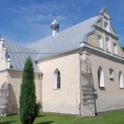 Kościół przed remontem